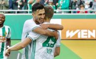 FCSB - RAPID VIENA, PLAY OFF UEL | Austriecii lui Ivan, inca o victorie in campionat, inaintea bataliei de pe National Arena! Ce au facut astazi