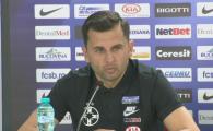 """""""O sa fie alta echipa pe teren cu Rapid Viena"""". Ce l-a multumit pe Dica la meciul cu Viitorul si cum a raspuns cand a fost intrebat de sosirea lui Nistor"""