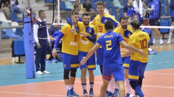 Romania, calificare dupa 23 de ani la Campionatul European de Volei! Clasamentul grupei de calificare