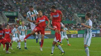 FCSB - RAPID VIENA | Austriecii trag semnalul de alarma inainte de returul play-off-ului Europa League! Ce trebuie sa-i sperie pe colegii lui Ivan