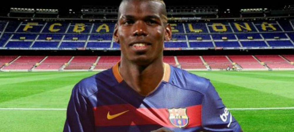 """Cum a raspuns Pique atunci cand a fost intrebat despre venirea lui Pogba la Barcelona! Fundasul mai spune ca """"Barca a invatat de greselile trecutului"""""""