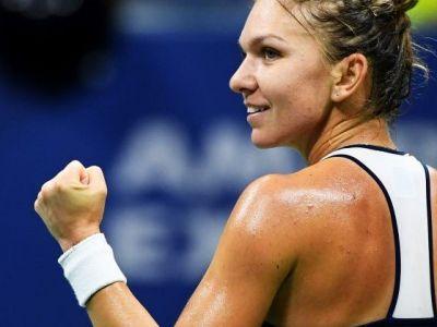 SIMONA HALEP, US OPEN | Cum a imbracat-o Nike pe Simona Halep pentru turneul de la US Open. Aparitia numarului 1 WTA: FOTO