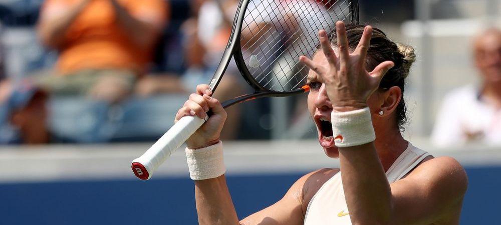 SIMONA HALEP, US OPEN | Flushing Meadows, taram interzis pentru Simona! Cosmarul eliminarilor de la US Open: 3 infrangeri in turul 1 in 8 ani