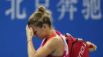 """""""VOI SUNTETI SANATOSI LA CAP?! Cum adica a pierdut?!"""" Ilie Nastase, socat de eliminarea Simonei Halep de la US Open"""