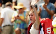 """BBC: """"Infrangere socanta pentru Simona Halep"""". Reactia presei internationale dupa ce Halep a fost eliminata in primul tur de la US Open"""