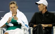 Reactia lui Darren Cahill dupa eliminarea soc a Simonei de la US Open! Ce a facut in momentul in care a dat ochii cu ea