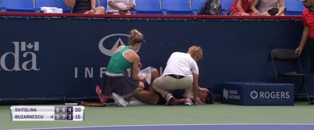 BUZARNESCU US OPEN | Cum a fost surprinsa la New York Mihaela Buzarnescu inaintea primul meci de la US Open