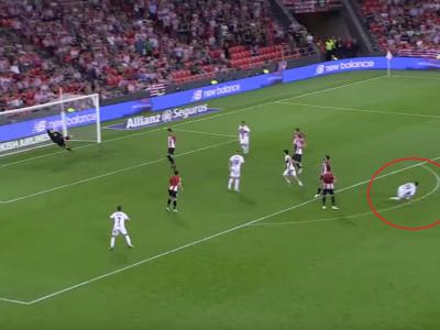 VIDEO: Un gol pentru trofeul Puskas: preluare si voleu in intoarcere, in vinclu! Executie colosala in campionatul Spaniei