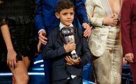 """Ronaldo si-a transferat si fiul! La ce echipa va juca Cristiano Junior: """"E la fel ca mine! Nu suporta sa piarda!"""""""