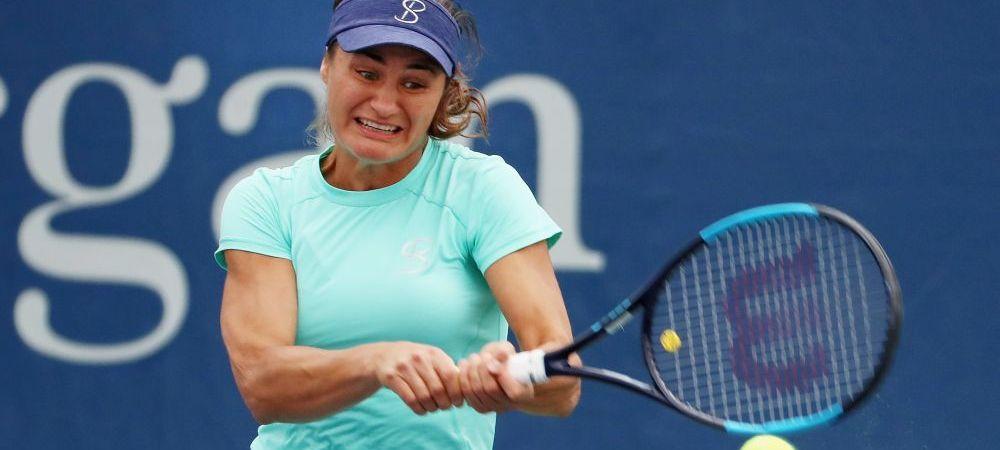 US OPEN 2018 | Monica Niculescu, eliminata si ea! Romanca a cedat in fata locului 162 WTA, dupa ce adversara s-a si accidentat la un moment dat