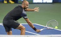Marius Copil, eliminat de la US Open: s-a retras in setul 3 al meciului cu Marin Cilic