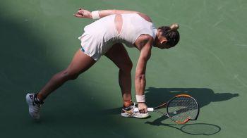 Ce se intampla cu racheta DISTRUSA de Simona Halep la partida cu Kanepi! Gestul superb al liderului mondial