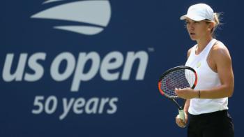 US OPEN | Reactia lui Wozniacki dupa ce a aflat de eliminarea Simonei Halep la US Open