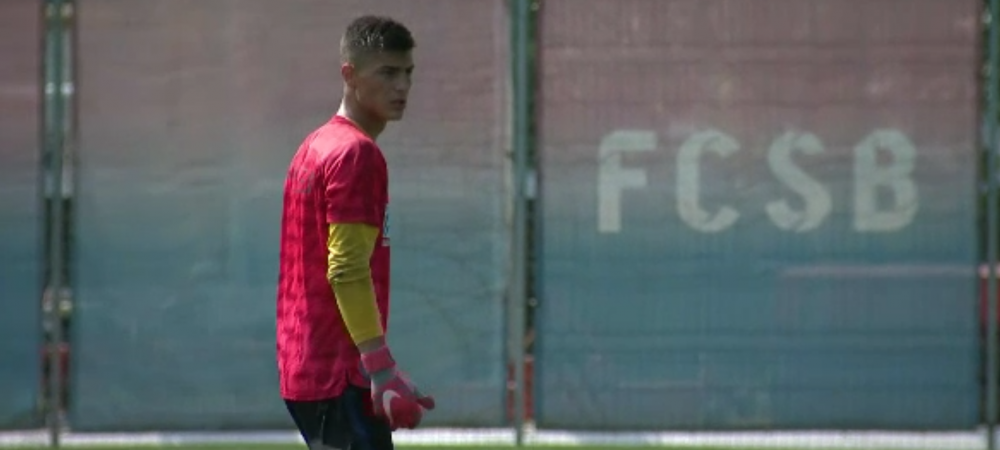 FCSB - Rapid Viena, joi, 21:30, in direct la PRO TV | FANTASTIC: un jucator de care nu a auzit NIMENI a prins lotul Stelei cu Rapid Viena! Marea surpriza a lui Dica