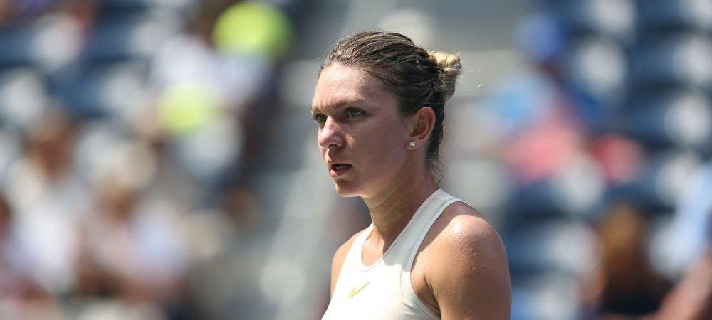 Marea miza ramasa pentru Simona Halep la US Open! Ce NU trebuie sa se intample la ultimul Grand Slam al anului