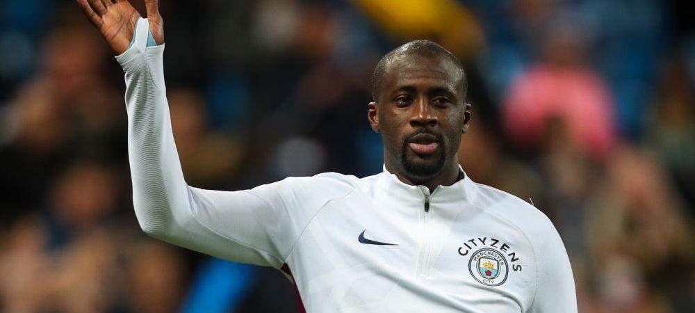 Surpriza URIASA! Unde va juca Yaya Toure dupa ce s-a despartit de Manchester City! S-a intors la fostul club