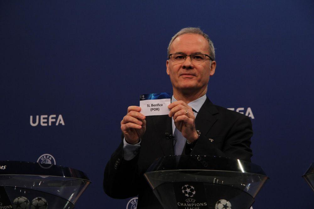 Joi are loc tragerea la sorti pentru grupele UEFA Champions League! Motivul pentru care fanii lui Liverpool ii tin pumnii lui Razvan Lucescu diseara
