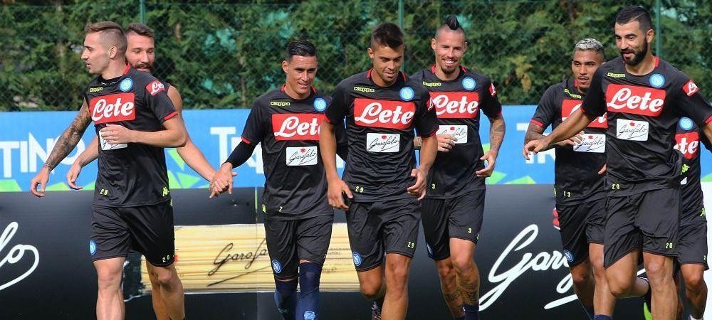 """""""E o chestiune de ore!"""" Transfer BOMBA in Liga 1! Un tanar jucator de la Napoli vine sa se lupte pentru titlu"""