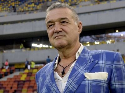 FCSB - Rapid Viena, PRO TV | Gigi Becali a confirmat PRIMUL 11. Cine va juca in centru, in spatele lui Gnohere