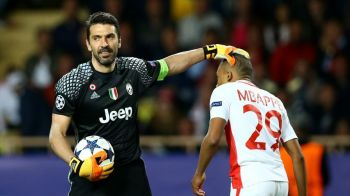 """Dezvaluirea geniala a lui Gigi Buffon! Ce i-a spus pustiul Mbappe la primele antrenamente: """"Chiar si acum imi mai zice asta"""""""