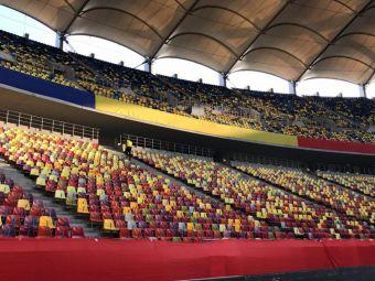 ULTIMA ORA   Surpriza pregatita de suporteri pe National Arena: ce va aparea pe toata tribuna a 2-a