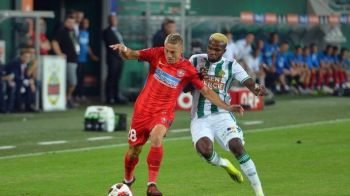 FCSB - RAPID VIENA, 21:30, PRO TV | Un titular de la Rapid s-a accidentat in gazonul de pe National Arena si rateaza meciul din aceasta seara