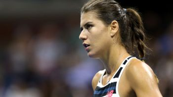 US OPEN 2018 | Sorana Cirstea, invinsa dupa un meci de aproape 2 ore de Maria Sharapova! Sorana a ratat o sansa uriasa in setul doi