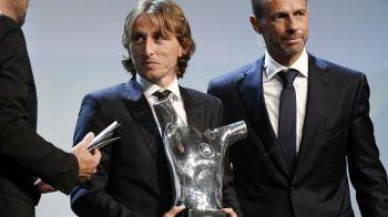 Luka Modric si-a anuntat viitorul dupa ce a castigat trofeul FIFA Best in fata lui Cristiano Ronaldo! Ce a spus despre plecarea de la Real Madrid