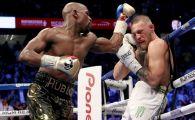 """McGregor, umilit de Mayweather la un an dupa ce l-a batut in ring! Propozitia cu care l-a facut """"KO"""""""