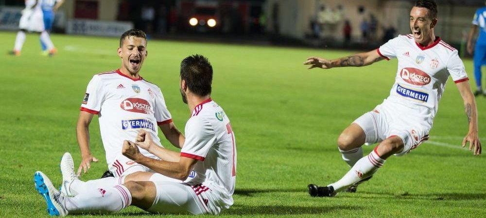 SEPSI 1-0 DUNAREA CALARASI | Sfantu Gheorghe a marcat cel mai rapid gol al sezonului si obtine a treia victorie in campionat!