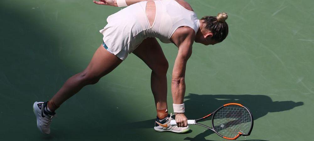 """Simona Halep, pusa la zid dupa eliminarea de la US Open: """"NU mai inteleg nimic, este deja PREA MULT!"""" Ce ii reproseaza o legenda"""