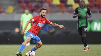 Qaka a acceptat sa plece de la FCSB! Ce se intampla cu mijlocasul albanez