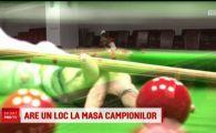 Campioana Romaniei la snooker vrea sa se bata cu Messi! A renuntat la gimnastica si nu ii plac fustele