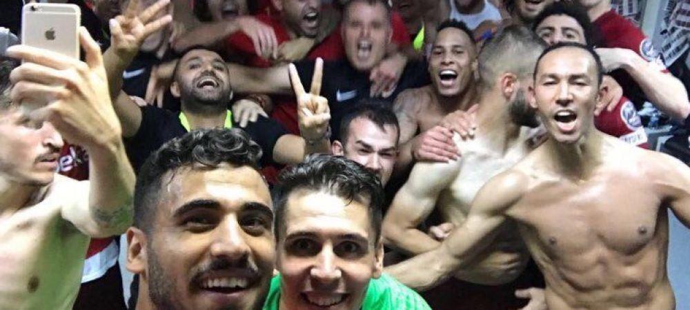 Victorie URIASA pentru Lung si Sapunaru! Kayseri a batut-o pe Fener la Istanbul. Lung, cel mai bun de pe teren