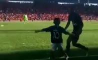 Gestul MONDIAL al lui Neymar!!! Acest pusti grasut a sarit gardul si a intrat in teren. Ce a facut brazilianul