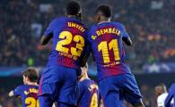 MASACRU pe Camp Nou: Barcelona 8-2 Huesca! Burnley 0-2 Man. United| Celtic 1-0 Glasgow Rangers | Cardiff 2-3 Arsenal
