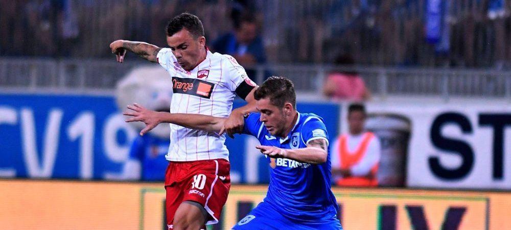 """CRAIOVA - DINAMO 3-0   Mesajul lui Dan Nistor dupa ratarea transferului la FCSB: """"Daca ar fi trimis o oferta la club, mai vorbeam"""""""