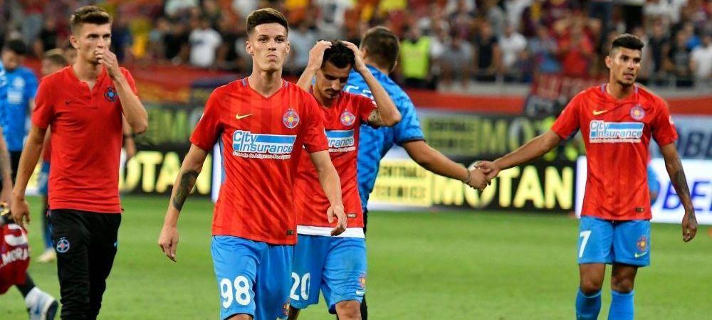 FCSB 2-2 BOTOSANI | SOC pentru FCSB la Voluntari: a fost egalata dupa doua SUPER FAZE! AICI: cum s-au marcat golurile