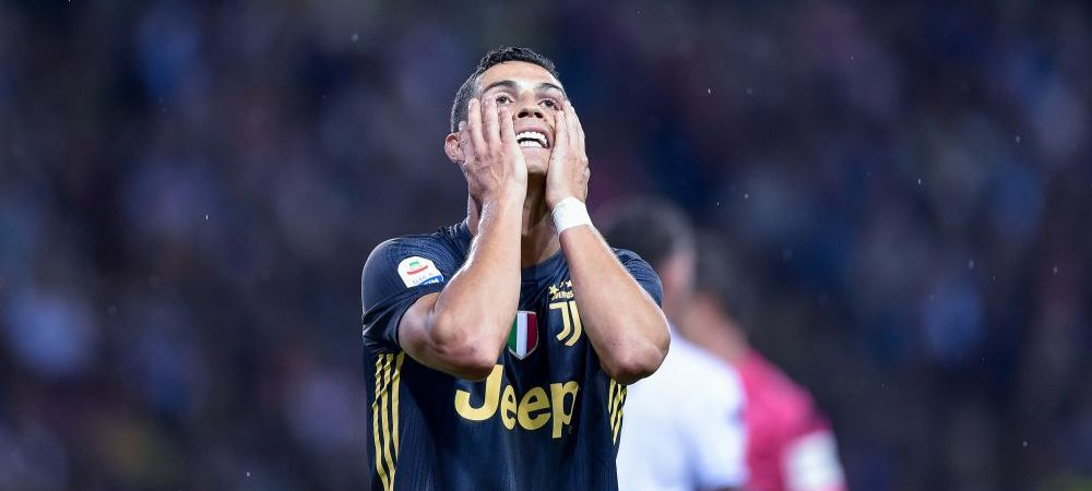 Cristiano Ronaldo, UMILIT de ziarul de casa al lui Real Madrid! Ce scriu dupa un nou meci fara gol la Juventus