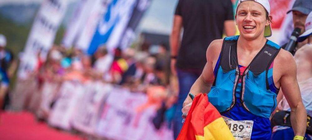 Momentul anului 2018 in sportul romanesc! Robert Hajnal a reusit un rezultat FABULOS in cea mai dificila cursa din lume! A alergat ultimul kilometru cu steagul Romaniei!