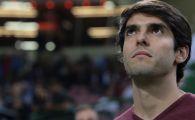 Surpriza uriasa la derby-ul dintre AC Milan si AS Roma! Cine se afla in tribuna, la 1 metru de legendarul brazilian Kaka