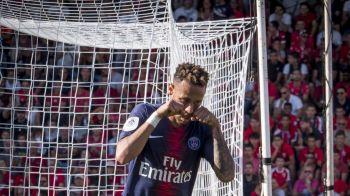 """""""Neymar plangaciosul!"""" Starul lui PSG s-a razbunat pe fanii adversi! Ce a facut dupa ce a marcat"""