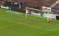 CFR CLUJ 1-2 VIITORUL| Vodut reuseste golul campionatului cu o executie SUBERBA de la mijlocul terenului! Hagi marcheaza din penalty!