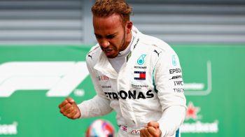 Hamilton a castigat la Monza! Clasare modesta pentru Vettel in Italia