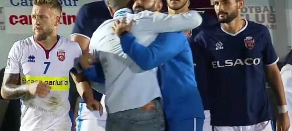 "FCSB 2-2 FC Botosani   ""Am jucat bine azi, merg acasa linistit!"" :) Ce a spus Golofca dupa ce si-a LOVIT fosta echipa"