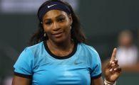 US OPEN | Serena Williams s-a calificat in sferturi! A invins-o pe jucatoarea care a produs surpriza anului si a eliminat-o pe Halep
