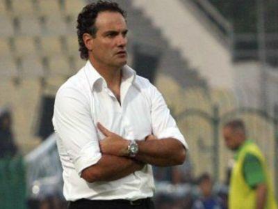 Noul antrenor al CFR-ului a ajuns in secret in Romania si a discutat cu unii dintre jucatori! Cine e fostul fotbalist de la Real Madrid si ce echipe a mai antrenat pana acum