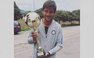 Cristi Chivu, primul trofeu din cariera de antrenor! A invins Barcelona si a castigat finala!