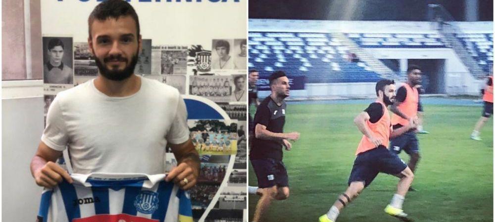 Plecat de la FCSB dupa doar 3 luni, Qaka a fost prezentat! Mesajul transmis ros-albastrilor la plecare