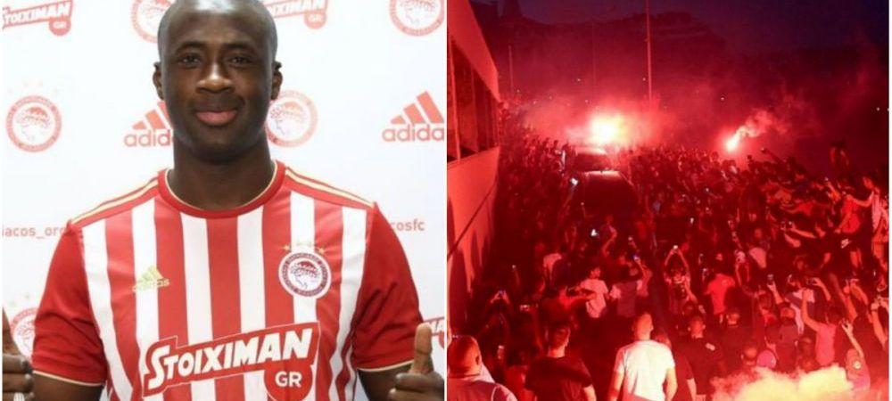 Transferul care a declansat nebunia! Yaya Toure s-a intors dupa 12 ani la o fosta formatie si a fost primit de mii de oameni. Cu cine a semnat la 35 de ani